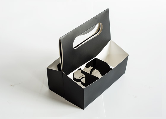 Special-shaped box
